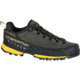 La Sportiva TX5 Low GTX Sko Herrer, grå/gul